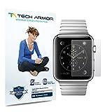 Apple Watch Protector de Pantalla, Tech Armor Apple Apple Watch (38mm) Alta Definicion (HD) Protector de Pantalla...