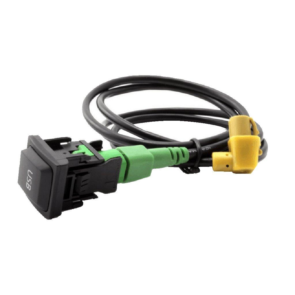 Adaptador Cable de Línea Interruptor USB