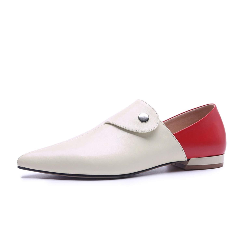 White 1cm meiguiyuan Women Summer high Heels Platform Sexy Genuine Leather Pumps Spring Heels shoes 2019