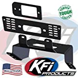 2014-2018 Polaris Ranger 570 Mid Size 4x4 Winch Mounts By KFI Products 101330