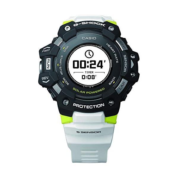 Casio G-Shock G-Squad GBD-H1000-1A7ER - Reloj, 2020 5