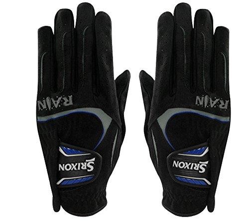 Srixon Golf Black Rain Gloves (Pair)