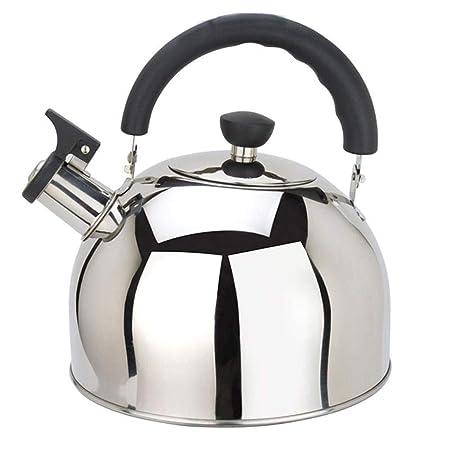 Hervidor de agua de acero inoxidable 3L acero inoxidable cafetera ...