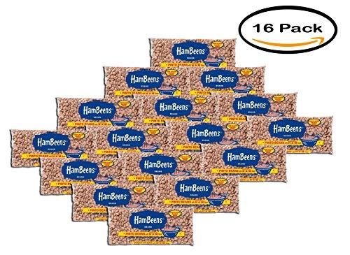 PACK OF 16 - Hurst's Ham Beens Pinto Beans, 20 Oz by Hurst's