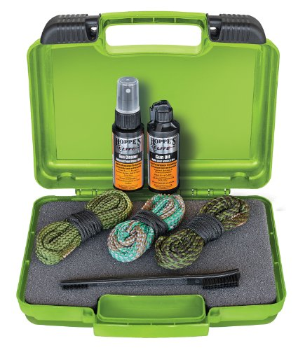 40 Caliber Handgun (Hoppe's Elite Zombie Assault Pistol Cleaning Kit)