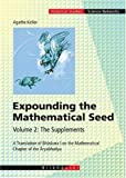 Expounding the Mathematical Seed, Keller, Agathe, 3764372990