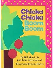 Martin, B: Chicka Chicka Boom Boom (Classic Board Books)
