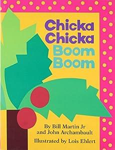 Chicka Chicka Boom Boom Board Book