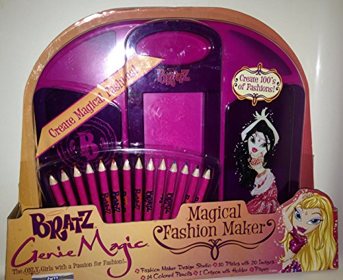 Bratz Far Out Genie Magic Magical Fashion Maker Creates 100 S Of Fashions Buy Online In Guernsey At Guernsey Desertcart Com Productid 25631170