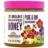 Madhava Natural Sweeteners, Organic Whipped Honey, 10.5 oz (298 g) Madhava Natural Sweeteners, Organic Whipped Honey, 10.5 oz (298 g) - 2pcs