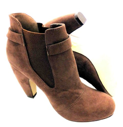 Dolcis Women's Olb116 Faux Suede Ankle Boots BDIIxD