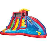 Banzai Family Backyard Hydro Blast Water Slide Water Park