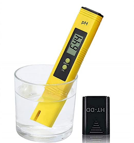 Pen pH Water Quality Tester Meter Acidometer Measure Household Drinking A1A0