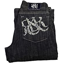 Rock And Republic Kasandra Temptress Vamp Blue Jeans