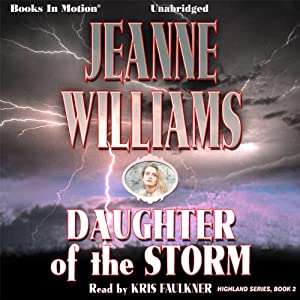 Daughter of the Storm Audiobook