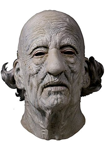 The Texas Chainsaw Massacre - Leatherface 1974 Grandpa Mask - Texas Chainsaw Massacre 1974 Costume