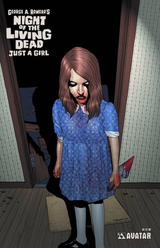 Download George A. Romero's Night of the Living Dead Just a Girl One-Shot PDF