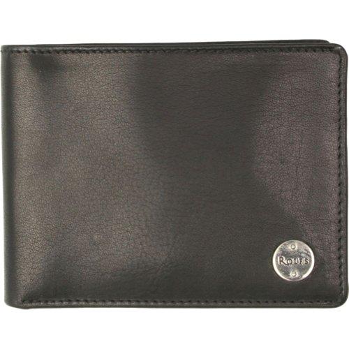 Wallet Rolfs Black - Rolfs Men's Cypress Flipfold Wallet, Black, One Size