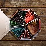 Numi Organic Tea By Mood Gift Set, 40 Count Tea Bag Assortment - Premium Organic Black, Pu-erh, Green, Mate, Rooibos & Herbal Teas
