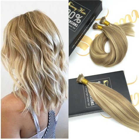 sunny-straight-two-tone-color-golden-blonde-highlights-with-light-blonde-pre-bonded-i-tip-fushion-re