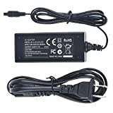 AC Power Adapter Charger for Sony FDR-AX30, FDR-AX33, FDR-AX40, FDR-AX53, FDR-AX60, FDR-AX100, FDR-AX700, FDR-AX700E Handycam Camcorder
