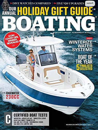 Magazines : Boating