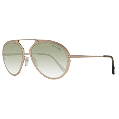 7cb9bd9ca5d Image Unavailable. Image not available for. Color  Tom Ford FT0508 Dashel  Sunglasses 55 28N Shiny ...