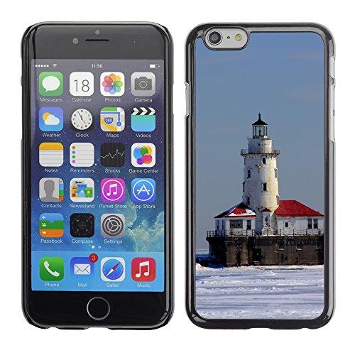 "Premio Sottile Slim Cassa Custodia Case Cover Shell // F00025143 Port phare // Apple iPhone 6 6S 6G PLUS 5.5"""