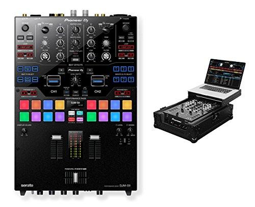 Pioneer DJM-S9 + Odyssey Glide Style Black Label Case ()