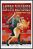 The Astro Zombies Poster Movie 11x17