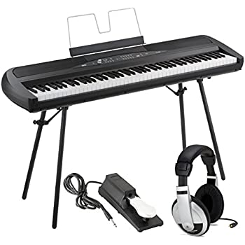 Korg sp280wh 88 key digital piano with stand for Korg or yamaha digital piano