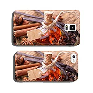 Winter - Fragrance - Christmas - spices cell phone cover case iPhone5