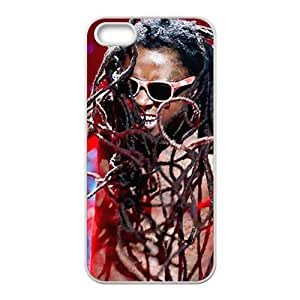 Lil Wayne Phone Case for iPhone 5S Case by mcsharks