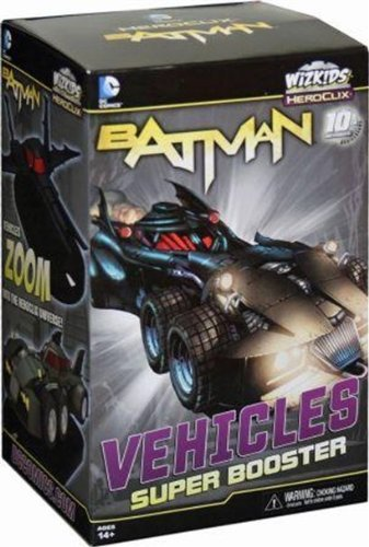 Heroclix Batman Batman Booster Vehicle Super Booster Pack Super B00A8NNBG4, ROOM102:a2ef47e6 --- 2017.goldenesbrett.net