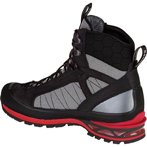 Hanwag Badile Combi II GTX Calzado de trekking gris negro rojo
