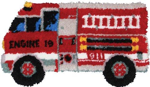 MCG Textiles 37650 Firetruck Latch