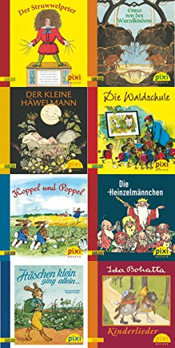Price comparison product image Pixi-Bücher. Serie 194: Pixis Nostalgie-Bilderbücher. 64 Exemplare à EURO 0, 95