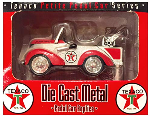 - Texaco Petite Pedal Car Series 1:12 Scale Die Cast Replica PTOW 01 Tow Truck