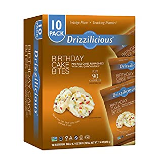 Drizzilicious - Birthday Cake (10 Pack, .74oz)