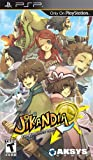 Jikandia: The Timeless Land - Sony PSP