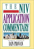 Ecclesiastes, Song of Songs (The NIV Application Commentary Ecclesiastes)