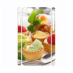 Flexible Delicious fruit series Hard Durable Plastic Case For Iphone 5C Cover