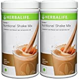 Herbalife Formula 1 Nutritional Shake Mix 500 Grams Dutch Chocolate(Pack of 2)