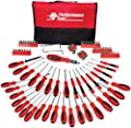 Performance Tool Screwdriver Set with Pouch