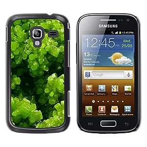 """Pulsar Snap-on Series Teléfono Carcasa Funda Case Caso para Samsung Galaxy Ace 2 , Spring Green Plant Summer Sun"""""""