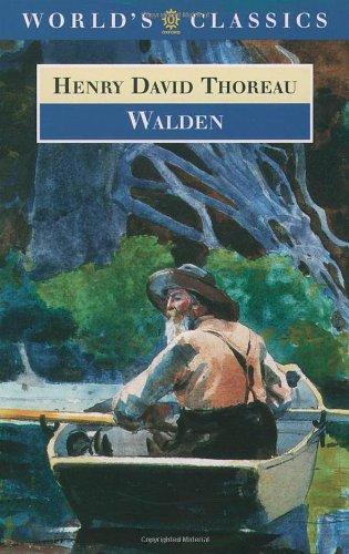 Walden (Oxford World's Classics)