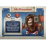 Cool Mini or Not SWGAQ007 Arcadia Quest: Mchammer