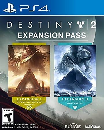 Destiny 2 - Expansion Pass - PS4 [Digital Code]