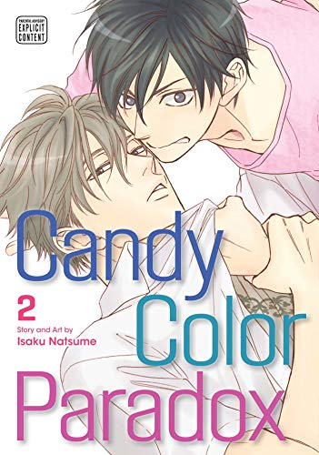 Pdf Graphic Novels Candy Color Paradox, Vol. 2