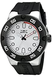 Invicta Men's 18023SYB Pro Diver Stainless Steel Watch with Black Band